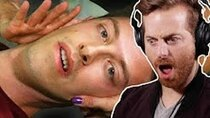 The Try Guys - Episode 3 - Ned Reacts To The Try Guys Bone Cracking Video