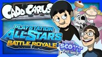 Caddicarus - Episode 5 - PlayStation All Stars Battle Royale