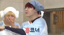 Run BTS! - Episode 61 - BTS Sauna: Part 1