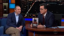 The Late Show with Stephen Colbert - Episode 87 - Cliff Sims, Paul Simon