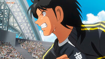 Captain Tsubasa - Episode 44 - Number 10 vs Number 10