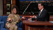 The Late Show with Stephen Colbert - Episode 88 - Chris Christie, Yvette Nicole Brown