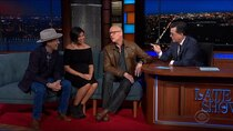 The Late Show with Stephen Colbert - Episode 89 - John Heilemann, Mark McKinnon, Alex Wagner, Max Greenfield