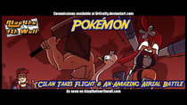Atop the Fourth Wall - Episode 4 - Pokémon 15×19-20: Cilan Takes Flight and An Amazing Aerial...