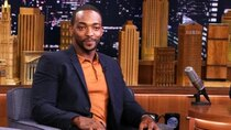 The Tonight Show Starring Jimmy Fallon - Episode 78 - Anthony Mackie, Tim Gunn, Matthew Broussard