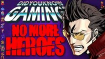 Did You Know Gaming? - Episode 300 - No More Heroes
