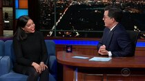 The Late Show with Stephen Colbert - Episode 92 - Taraji P. Henson, Matt Walsh, Marie Kondo