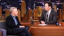 The Tonight Show Starring Jimmy Fallon - Episode 79 - Christoph Waltz, Rory McIlroy, The Band's Visit