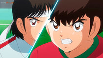 Captain Tsubasa - Episode 45 - Tears at the Airport