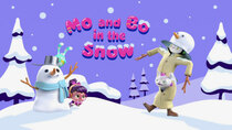 Abby Hatcher - Episode 3 - Mo and Bo in the Snow