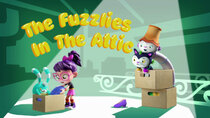 Abby Hatcher - Episode 12 - The Fuzzlies in the Attic