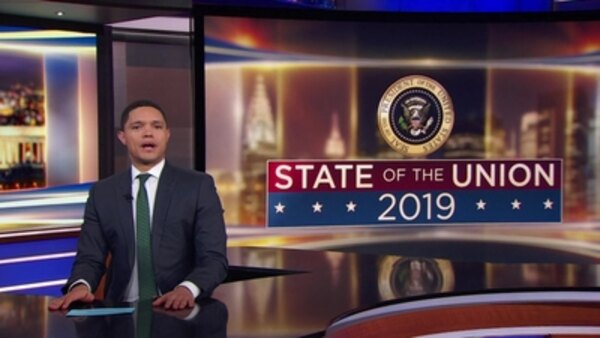 The Daily Show - S24E56 - State of the Union Special