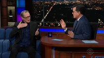 The Late Show with Stephen Colbert - Episode 94 - Steve Buscemi, Bret Baier, Sasha Sloan