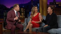 The Late Late Show with James Corden - Episode 72 - Billy Crystal, Sarah Chalke, Buddy