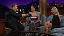 The Late Late Show with James Corden - Episode 73 - Alicia Keys, Hailey Bieber, Joe List