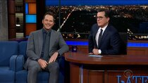 The Late Show with Stephen Colbert - Episode 95 - Chris Pratt, Meghan McCain, Beirut