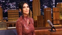 The Tonight Show Starring Jimmy Fallon - Episode 82 - Kim Kardashian West, James Cameron, Christina Tosi