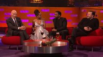 The Graham Norton Show - Episode 17 - Patrick Stewart, Ricky Gervais, Regina King, Chiwetel Ejiofor,...