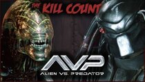 Dead Meat´s Kill Count - Episode 5 - Alien Vs. Predator (2004) KILL COUNT