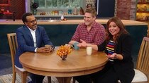 Rachael Ray - Episode 92 - Chef Curtis Stone is Rachael's co-host