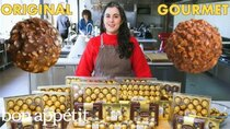 Gourmet Makes - Episode 13 - Pastry Chef Attempts to Make Gourmet Ferrero Rocher