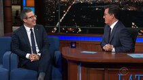 The Late Show with Stephen Colbert - Episode 97 - John Oliver, BLACKPINK