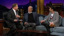 The Late Late Show with James Corden - Episode 75 - Kelsey Grammer, Jay Baruchel, Alessia Cara
