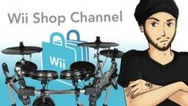 Caddicarus - Episode 7 - Wii Shop Channel Music (DRUM COVER)