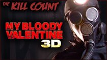 Dead Meat´s Kill Count - Episode 7 - My Bloody Valentine 3D (2009) KILL COUNT