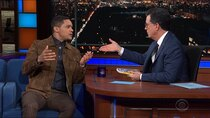 The Late Show with Stephen Colbert - Episode 99 - Trevor Noah, Natasha Lyonne
