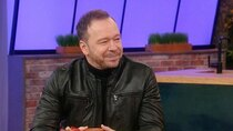 Rachael Ray - Episode 94 - Donnie Wahlberg is hanging with Rach today
