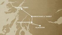 Great British Railway Journeys - Episode 10 - Glasgow to Connel Ferry