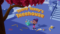 Abby Hatcher - Episode 22 - Teeny Terry's Treehouse