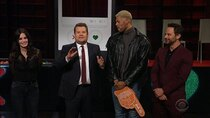 The Late Late Show with James Corden - Episode 77 - Courteney Cox, Nick Kroll, Betty Who