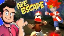 AntDude - Episode 2 - Ape Escape | Gotta Catch 'Em All