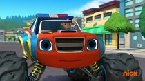 Blaze and the Monster Machines - Episode 14 - Officer Blaze