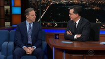 The Late Show with Stephen Colbert - Episode 102 - Jake Tapper, Amy Sedaris, The Claypool Lennon Delirium