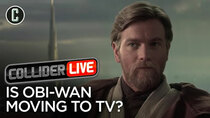 Collider Live - Episode 24 - Obi-Wan TV Series: Fact or Fiction? (#76)