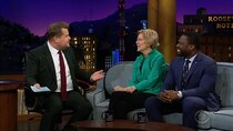 The Late Late Show with James Corden - Episode 80 - Elizabeth Warren, 50 Cent, TNT Boys