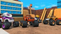 Blaze and the Monster Machines - Episode 13 - Construction Crew to the Rescue