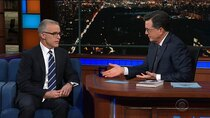 The Late Show with Stephen Colbert - Episode 103 - Andrew McCabe, Dan Levy, Sigrid