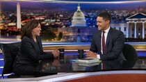 The Daily Show - Episode 65 - Kamala Harris