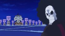 One Piece - Episode 874 - The Last Hope! The Sun Pirates Emerge!