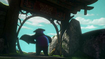 Kung Fu Panda: The Paws of Destiny - Episode 1 - Enter the Dragon Master