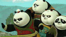 Kung Fu Panda: The Paws of Destiny - Episode 2 - Blue Dragon Plays with Fire