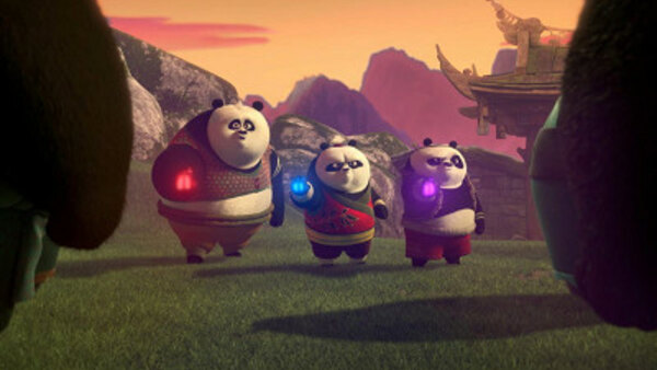 Kung Fu Panda: The Paws of Destiny - S01E07 - Big Trouble in Panda Village
