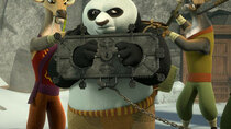 Kung Fu Panda: The Paws of Destiny - Episode 11 - Unholy Dragon Returns to the Mountains
