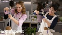 Back to Back Chef - Episode 2 - Natalie Portman Tries to Keep Up With a Professional Chef