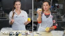 Back to Back Chef - Episode 4 - Elizabeth Olsen Tries to Keep Up with a Professional Chef