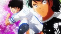 Captain Tsubasa - Episode 47 - A Fateful Showdown, Once Again